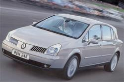 Car review: Renault Vel Satis (2002 - 2005)
