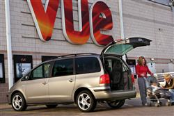 Car review: SEAT Alhambra (2000 - 2010)