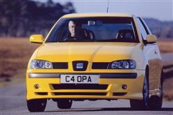 Car review: SEAT Ibiza (1999 - 2002)