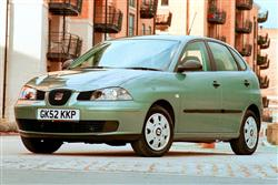 Car review: SEAT Ibiza (2002 - 2008)