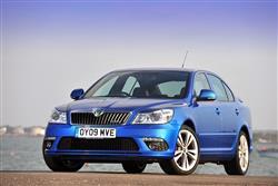 Car review: Skoda Octavia vRS (2006 - 2013)