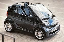 Car review: Smart City/Fortwo Cabrio (2002 - 2007)