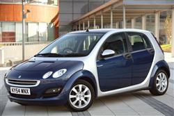 Car review: Smart Forfour (2004 - 2007)