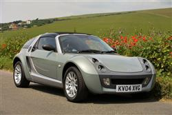 Car review: Smart Roadster / Roadster Coupe (2003 - 2007)