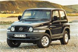 Car review: SsangYong Korando (1997 - 1999)