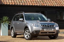 Car review: Subaru Forester (2010 - 2013)