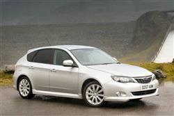 Car review: Subaru Impreza (2007 - 2010)