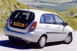 Car review: Suzuki Liana (2001 - 2008)
