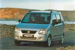 Car review: Suzuki Wagon R+ (1997 - 2000)