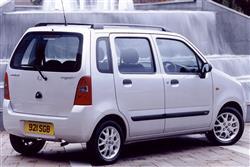 Car review: Suzuki Wagon R+ (2000 - 2008)
