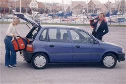Car review: Suzuki Alto (1997 - 2006)