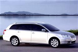 Car review: Toyota Avensis Tourer (2003 - 2009)