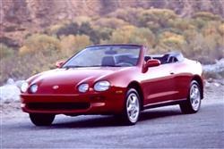 Car review: Toyota Celica Cabriolet (1994 - 1999)