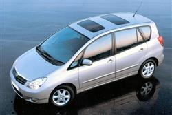 Car review: Toyota Corolla Verso (2001 - 2004)