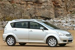 Car review: Toyota Corolla Verso (2004 - 2009)