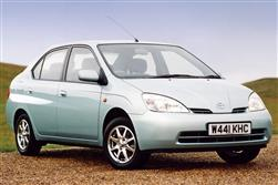 Car review: Toyota Prius (2000 - 2003)