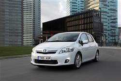 Car review: Toyota Auris Hybrid (2010 - 2013)