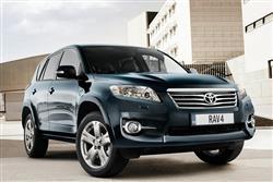 Car review: Toyota RAV4 (2010 - 2013)