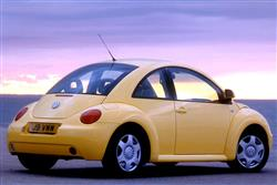 Car review: Volkswagen Beetle (1999 - 2011)