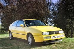 Car review: Volkswagen Corrado (1989 - 1996)