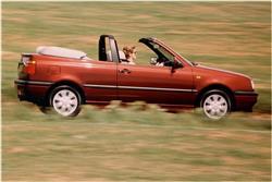 Car review: Volkswagen Golf Cabriolet (1998 - 2003)