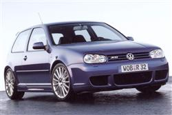 Car review: Volkswagen Golf R32 (2002 - 2004)