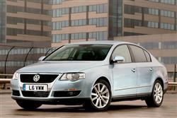 Car review: Volkswagen Passat (2005 - 2010)