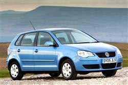 Car review: Volkswagen Polo (2005 - 2009)
