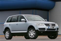 Car review: Volkswagen Touareg (2003 - 2010)