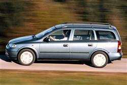 Car review: Vauxhall Astra Estate (1998 - 2004)