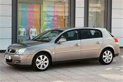 Car review: Vauxhall Signum (2003 - 2008)