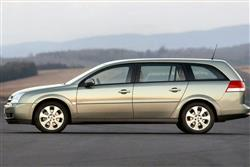 Car review: Vauxhall Vectra Estate (2003 - 2008)