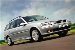 Car review: Vauxhall Vectra Estate (1996 - 2002)
