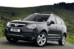Car review: Vauxhall Antara (2007 - 2011)