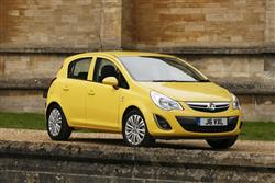 Car review: Vauxhall Corsa (2011 - 2014)