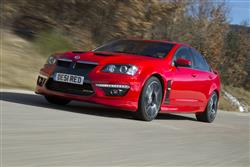 Car review: Vauxhall VXR8 (2007 - date)