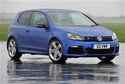 Car review: Volkswagen Golf R (2009 - 2012)