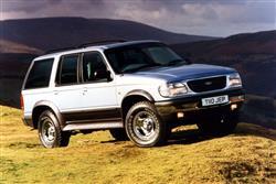 Car review: Ford Explorer (1997 - 2001)