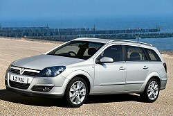 Car review: Vauxhall Astra Estate (2004 - 2009)