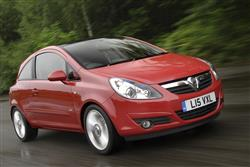 Car review: Vauxhall Corsa (2006 - 2010)
