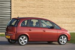 Car review: Vauxhall Meriva (2003 - 2010)