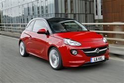 Car review: Vauxhall ADAM 1.2i 16v