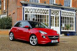 Car review: Vauxhall ADAM 1.4 87PS