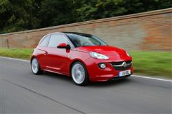 Car review: Vauxhall ADAM 1.4i 16v 100PS