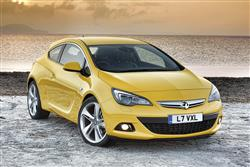 Car review: Vauxhall Astra GTC