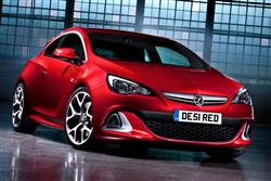 Car review: Vauxhall Astra VXR