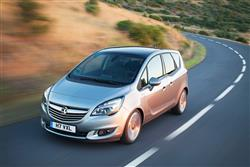 Car review: Vauxhall Meriva
