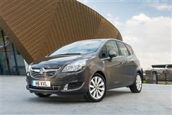 Car review: Vauxhall Meriva 1.4 VVT Turbo