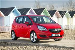 Car review: Vauxhall Meriva 1.6 CDTi