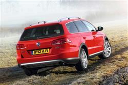 Car review: Volkswagen Passat Alltrack (2012 - 2015)
